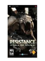 JOGO PSP RESISTANCE FALL MAN